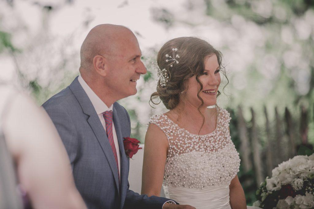 Brautpaar Olesya und Stephan, Foto: Katharina Dick